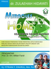 Buku Parenting - Miracles At Home